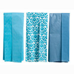 Martha Stewart Crafts - Tissue Paper - Blue
