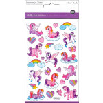Multi Craft - Puffy Stickers - My Pet Pony