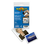 The Magnet Source - Magnetic Photo Pocket - 3.5 x 5 - 2 Piece