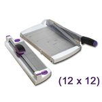 Purple Cows Incorporated - Two In One Combo Trimmer - Paper Trimmer
