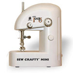 Sew Crafty Mini Sewing Machine