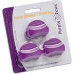 Purple Cows Incorporated - Click Blades 3 Pack - Pinking - Works With Models 1030, 1040, 1040c, 1050, 1060, and 6040