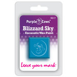 Purple Cows Incorporated - Encaustic Paint Cubes - Blizzard Sky