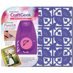 Purple Cows Incorporated - Craft Geek - Punch It - Summer