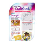 Purple Cows Incorporated - Craft Geek - Stamp It - Spring