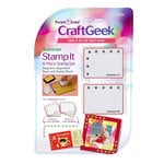 Purple Cows Incorporated - Craft Geek - Stamp It - Summer