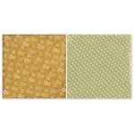The Paper Loft - Easy Breezy Collection - 12 x 12 Double Sided Paper - Okey Dokey Artichokey