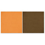 The Paper Loft - Gone Camping Collection - 12 x 12 Double Sided Paper - Sunset