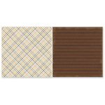 The Paper Loft - Gear Head Collection - 12 x 12 Double Sided Paper - Speed