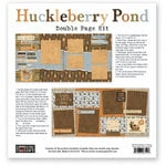 The Paper Loft - Huckleberry Pond Collection - 12 x 12 Double Page Kit - Summer Day