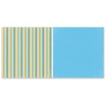 The Paper Loft - On the Go Collection - 12 x 12 Double Sided Paper - Hurry Up
