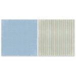 The Paper Loft - Persnickety Collection - 12 x 12 Double Sided Paper - Precise
