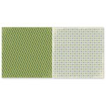 The Paper Loft - Persnickety Collection - 12 x 12 Double Sided Paper - Proper