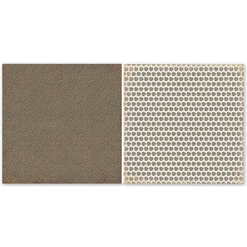 The Paper Loft - Shades of Gray Collection - 12 x 12 Double Sided Paper - Tinsmith