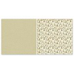 The Paper Loft - The Great Outdoors Collection - 12 x 12 Double Sided Paper - Spruce