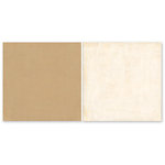 The Paper Loft - The Great Outdoors Collection - 12 x 12 Double Sided Paper - Dusty Road