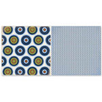 The Paper Loft - In the Zone Collection - 12 x 12 Double Sided Paper - On Target