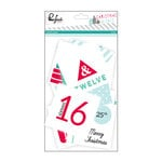 Pinkfresh Studio - Christmas Wishes Collection - Acetate Squares