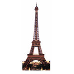 Paper House Productions - Paris Collection - Mini Die Cut Piece - Eiffel Tower