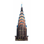 Paper House Productions - New York City Collection - Mini Die Cut Piece - Chrysler Building