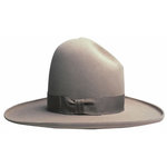 Paper House Productions - Rodeo Collection - Mini Die Cut Piece - Stetson Hat