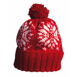Paper House Productions - Winter Fun Collection - Mini Die Cut Piece - Knitted Hat