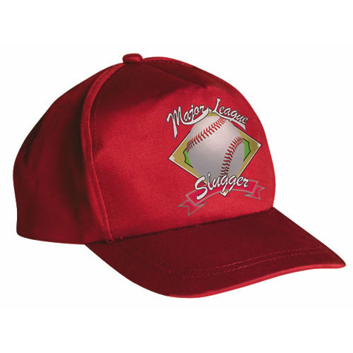 Paper House Productions - Baseball Collection - Mini Die Cut Piece - Baseball Cap