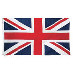 Paper House Productions - London Collection - Mini Die Cut Piece - British Flag, BRAND NEW
