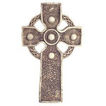 Paper House Productions - Ireland Collection - Mini Die Cut Piece - Celtic Cross