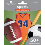 Paper House Productions - Mini Die Cut Pack - Sports