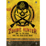 Paper House Productions - Lined Journal - Zombie Hunter