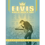 Paper House Productions - Lined Journal - Elvis