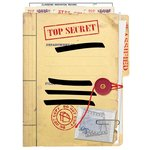 Paper House Productions - Tricky Notebooks - Top Secret