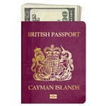 Paper House Productions - Tricky Notebooks - Cayman Passport