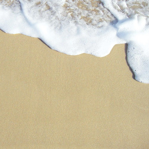 Paper House Productions - Travel Collection - 12 x 12 Paper - Beach Foam