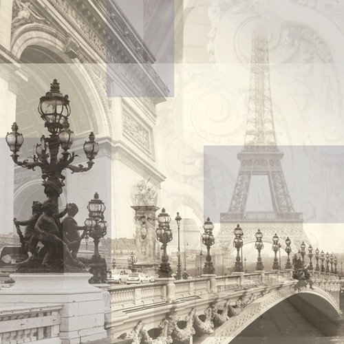 Paper house productions paris collection 12 x 12 paper - Boutique scrapbooking paris ...