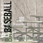 Paper House Productions - Baseball Collection - 12 x 12 Paper - Baseball Bleachers