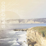 Paper House Productions - San Diego Collection - 12 x 12 Paper - San Diego Coast