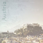 Paper House Productions - Austria Collection - 12 x 12 Paper - Hohensalzburg Fortress