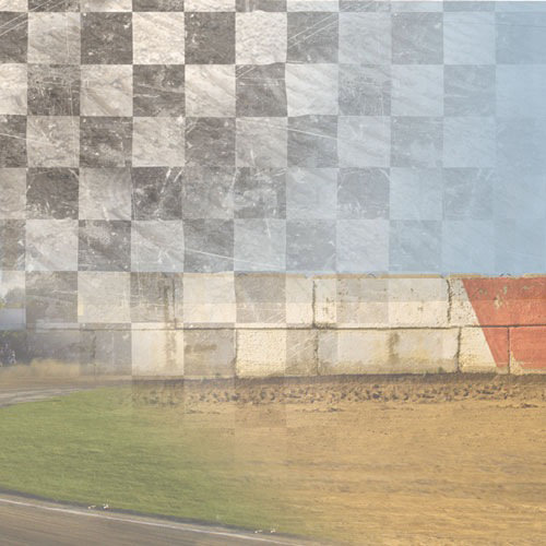 Paper House Productions - Auto Racing Collection - 12 x 12 Paper - Finish Line