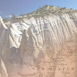 Paper House Productions - New Mexico Collection - 12 x 12 Paper - Tent Rock Monument