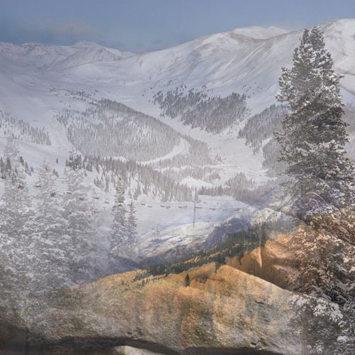 Paper House Productions - Colorado Collection - 12 x 12 Paper - Rocky Mountains