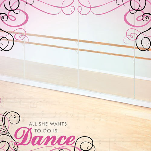 Paper House Productions - Dance Collection - 12 x 12 Paper - Dance Studio