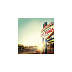 Paper House Productions - Las Vegas Collection - 12 x 12 Paper - Vegas Sign