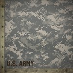 Paper House Productions - 12 x 12 Paper - US Army Camo