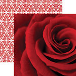 Paper House Productions - Color Ways Collection - Rouge - 12 x 12 Double Sided Paper - Rose