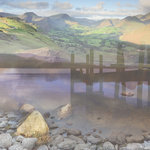 Paper House Productions - England Collection - 12 x 12 Paper - Lake District