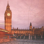 Paper House Productions - England Collection - 12 x 12 Paper - London