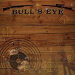 Paper House Productions - Hunting Collection - 12 x 12 Paper with Foil Accents - Bulls Eye
