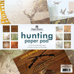 Paper House Productions - 12 x 12 Paper Pad - Hunting